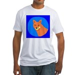 Coyote Fitted T-Shirt