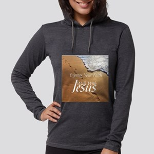 EXPRESS YOUR FAITH WALK WITH J Long Sleeve T-Shirt