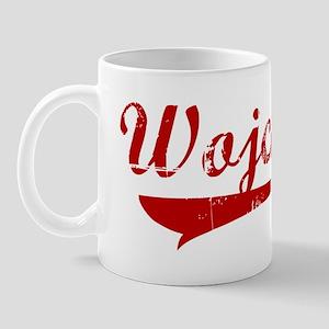 Wojcik (red vintage) Mug