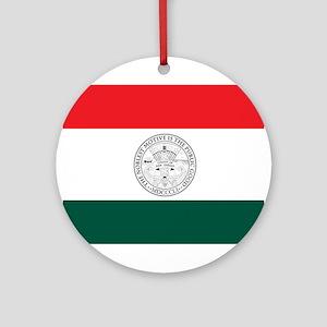 SAN-DIEGO-COUNTY Ornament (Round)