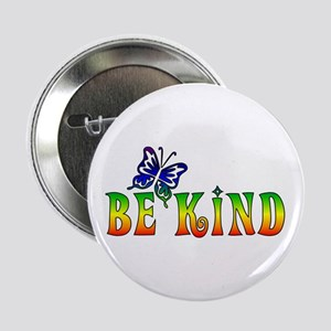 """Be Kind 2.25"""" Button"""