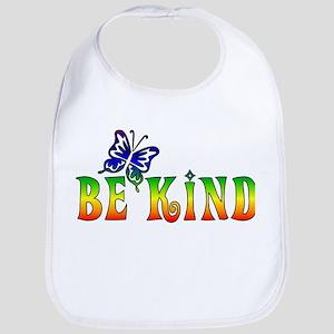 Be Kind Cotton Baby Bib