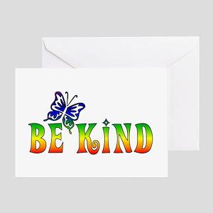 Be Kind Greeting Card
