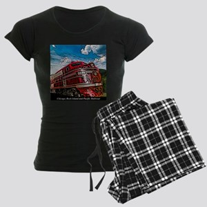 Chicago, Rock Island and Pacific Railroad Pajamas