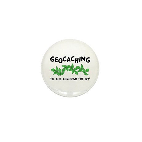 Poison Ivy Mini Button (100 pack)