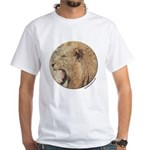 Yeshua, Lion Of Judah White T-Shirt