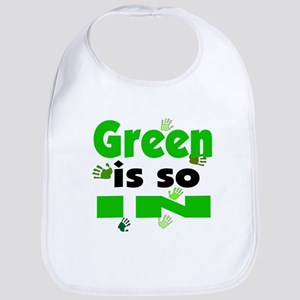 Green is so In Bib