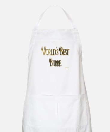 Wold's Best Bubbe BBQ Apron