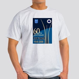 Israel At 60! Light T-Shirt