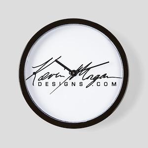 Kevin Morgan Signature Series Wall Clock