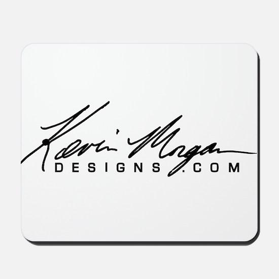 Kevin Morgan Signature Series Mousepad
