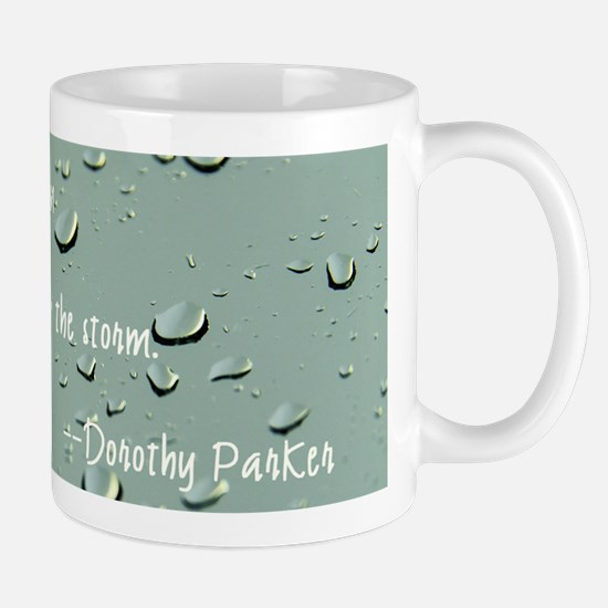 Know The Storm Mugs