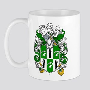 Higgins Family Crest Mug