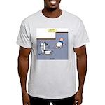 Baby Potty Training Robot Light T-Shirt