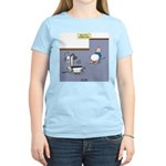 Baby Potty Training Robot Women's Classic T-Shirt