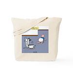 Baby Potty Training Robot Tote Bag