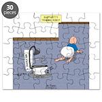 Baby Potty Training Robot Puzzle