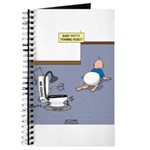 Baby Potty Training Robot Journal
