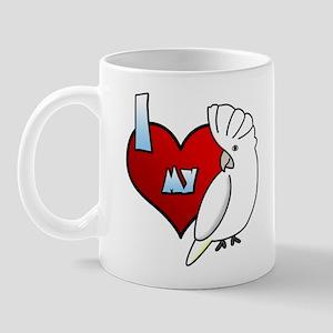 Love Ducorps Cockatoo Mug