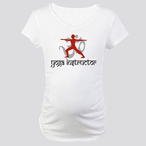 Yoga Instructor Maternity T-Shirt