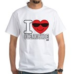 I Love Oceanside T-Shirt