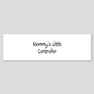 Mommy's Little Controller Bumper Sticker