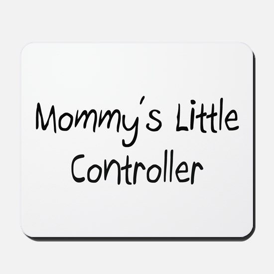 Mommy's Little Controller Mousepad