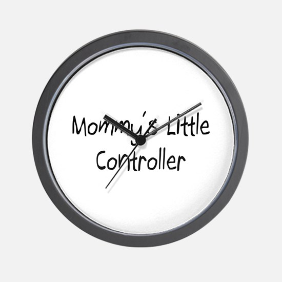 Mommy's Little Controller Wall Clock