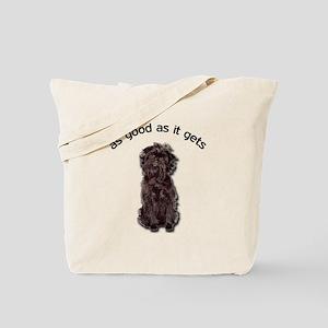 Good Affenpinscher Tote Bag