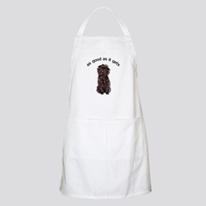 Good Affenpinscher Apron