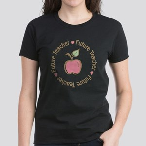 Future Teacher Women's Dark T-Shirt