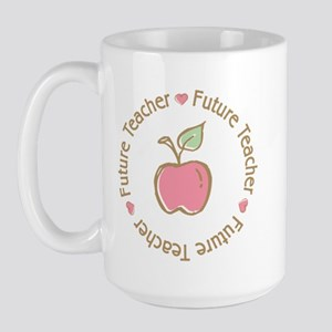 Future Teacher Large Mug