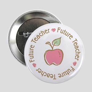 "Future Teacher 2.25"" Button"