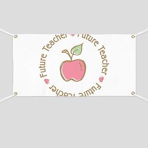 Future Teacher Banner