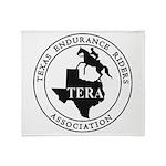 Tera Logo Throw Blanket