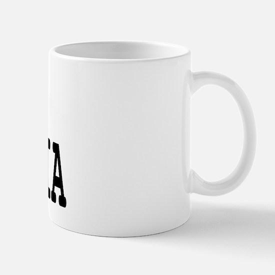 I Heart Virginia Mug