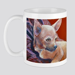 """Thor"" a Chihuahua Mug"