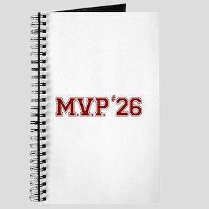 Utley MVP Journal