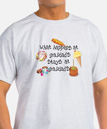 What Happens at Grandad's... T-Shirt
