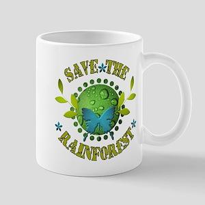 Save the Rainforest 3 Mug