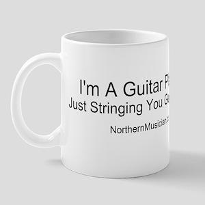 Guitar Player Women Mug