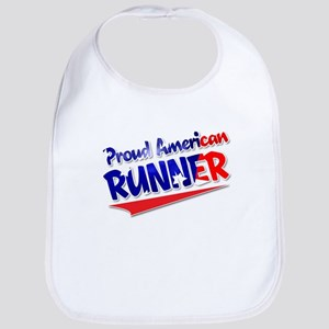 Proud American Runner Bib