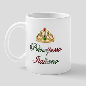 Principessa Italiana (Italian Princess) Mug
