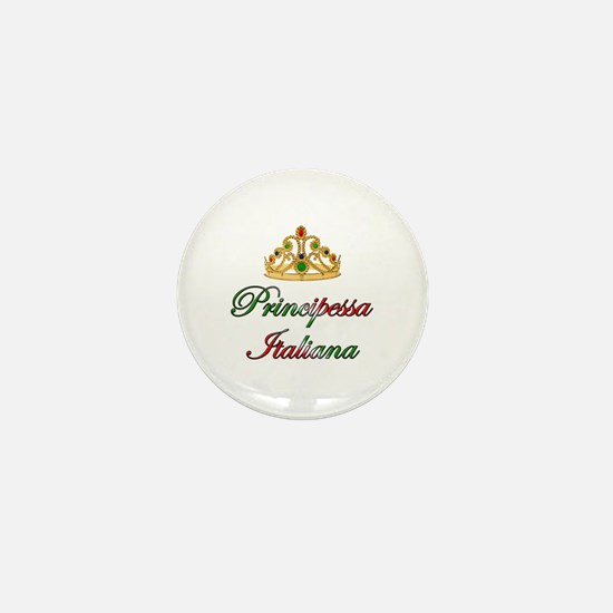 Principessa Italiana (Italian Princess) Mini Butto