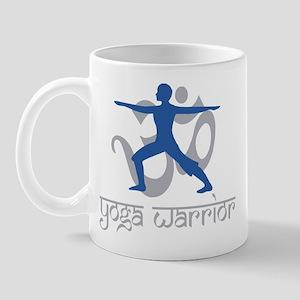 Yoga Warrior Mug