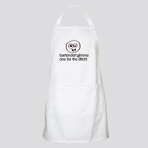 One For The Ditch BBQ Apron