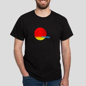 Felicity Dark T-Shirt