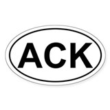 Ack Stickers & Flair