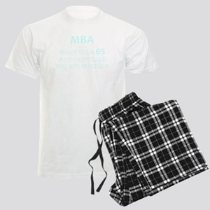 MBA - Masters Degree Graduation Pajamas