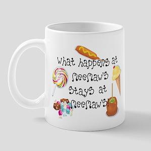What Happens at Meemaw's... Mug